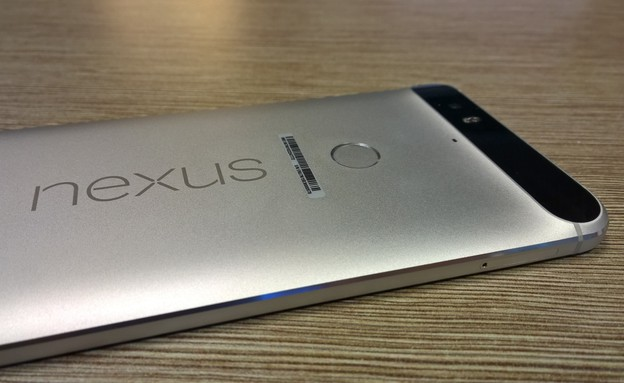 Nexus 6P, נקסוס 6P, (צילום: יאיר מור, NEXTER)