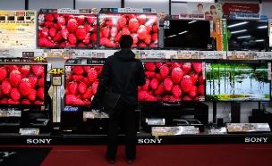 במקום השני: חנויות מוצרי החשמל (ארכיון) (צילום: רויטרס)