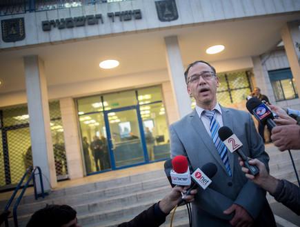 פרקליט המדינה שי ניצן בהצהרה לתקשורת לגבי משפטו של זדורוב, 23.12.1