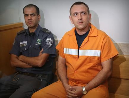 רומן זדורוב בבית המשפט, יוני 2013