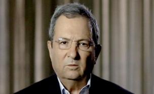 אהוד ברק בטור מיוחד לחדשות 2 (צילום: חדשות 2)