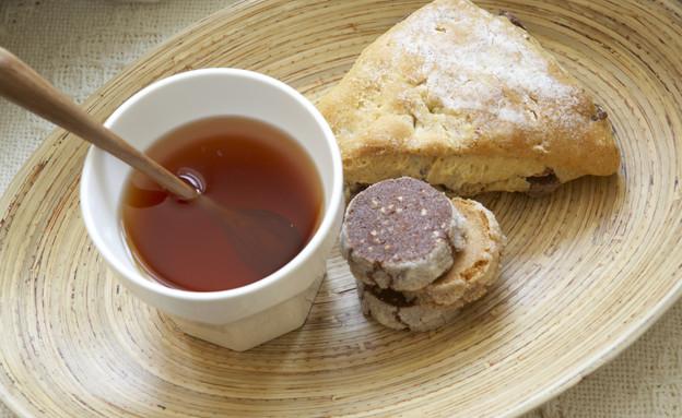 תה ועוגיות (צילום: ULTRA F, Thinkstock)