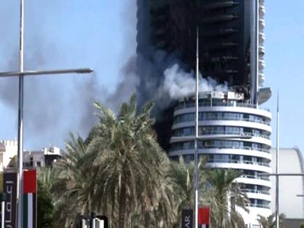 נזק בעשרות מיליונים, המגדל הבוקר