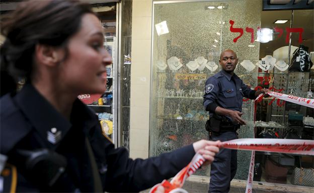 עדות מצמררת מאירוע הירי (צילום: רויטרס)
