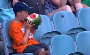 מיטשל שבקי, WatermelonBoy (צילום: Ten Sport)