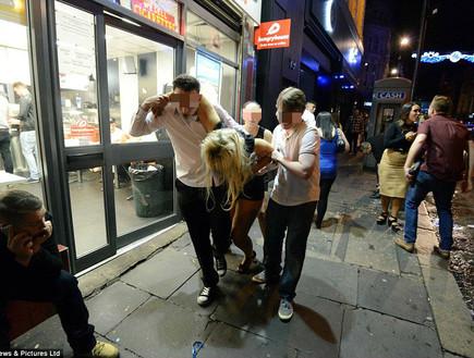 שיכורים בבריטניה