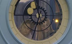 קוקו ופלורי מתעוררת למשימה (צילום: מתוך האח הגדול 7, שידורי קשת)