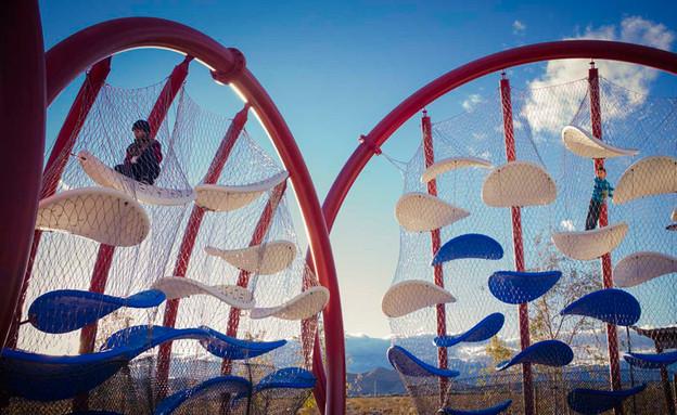 פארק קצה ההר, לאס וגאס, ארה״ב (2) (צילום: Copyright © 2015 Luckey, LLC)