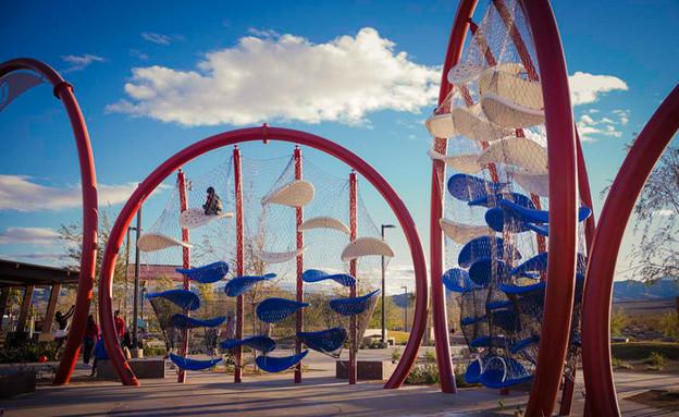 פארק קצה ההר, לאס וגאס, ארה״ב (צילום: Copyright © 2015 Luckey, LLC)