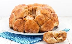 לחם קופים לוטוס (צילום: אולגה טוכשר, אוכל טוב)