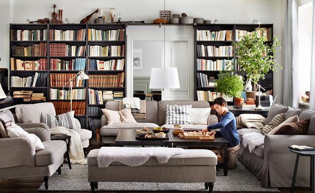מערכת ישיבה קלאסית (צילום: IKEA)
