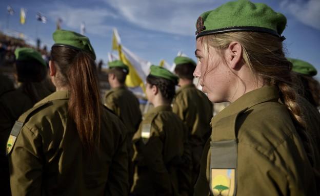 """מסע כומתה ראשון לגדוד ברדלס (צילום: דובר צה""""ל, באדיבות גרעיני החיילים)"""