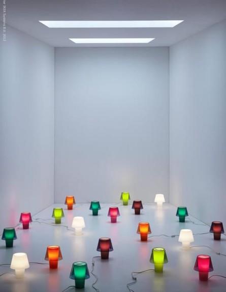 מנורות מדגם GAVIK (צילום: IKEA)