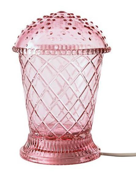 מנורת  LED דקורטיבית (צילום: IKEA)