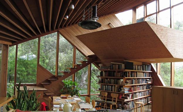 סלון ספרייה (צילום: מתוך steampunkopera)