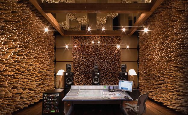 חדר העץ (צילום: מתוך digidesign)