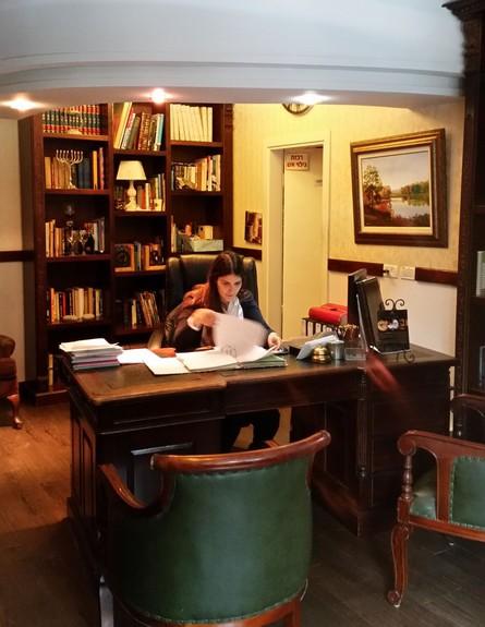 מלון וילה כרמל (צילום: דנה בר-אל שוורץ)