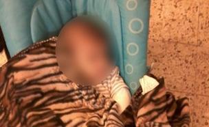 """התינוק שנפטר בביה""""ח (צילום: באדיבות המשפחה)"""