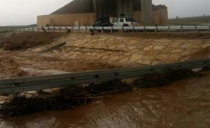 השיטפון בכפר גדעון