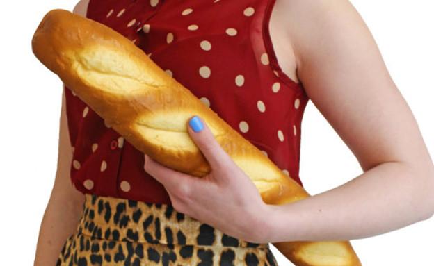 קלאץ' אוכל (צילום: מתוך etsy)
