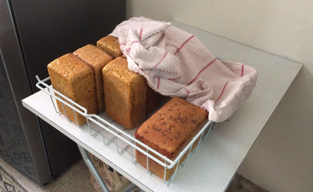לחם פומרנץ פלורנטין (צילום: ריטה גולדשטיין, אוכל טוב)