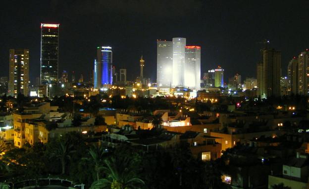 נוף גבעתיים (צילום: wikimedia.org, ויקיפדיה)