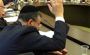 מרימים את היד, אבל לא את הראש (צילום: חדשות 2)