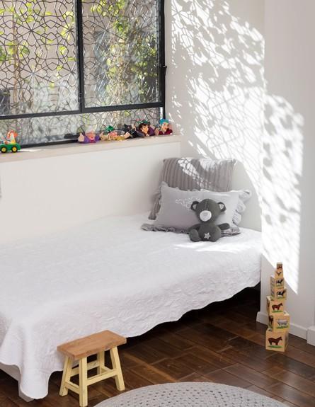 שרפרף חדר שינה גובה