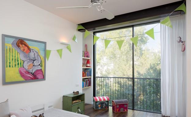 חדר ילדים (צילום: שי אפשטיין)