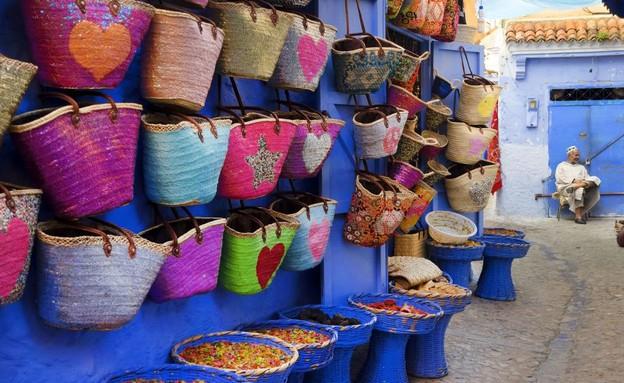 שפשוואן, מרוקו (צילום: smartair.co.il)