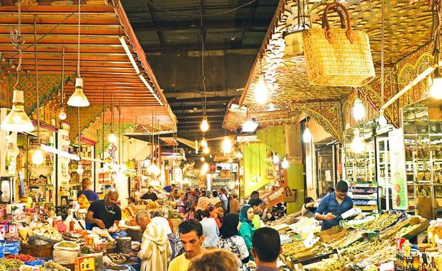 סוק אל-עטארין בפס, מרוקו (צילום: smartair.co.il)