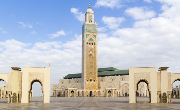 מסגד חסן השני, מרוקו (צילום: smartair.co.il)