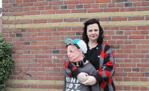בובה של הבן (צילום: clubgeluk.nl)