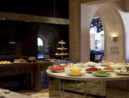 מלון מצודת דוד - חדר אוכל (צילום: עמית גירון,  יחסי ציבור )
