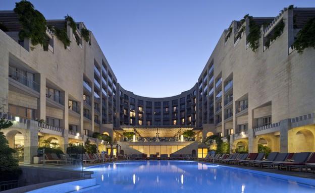 מלון מצודת דוד (צילום: עמית גירון,  יחסי ציבור )