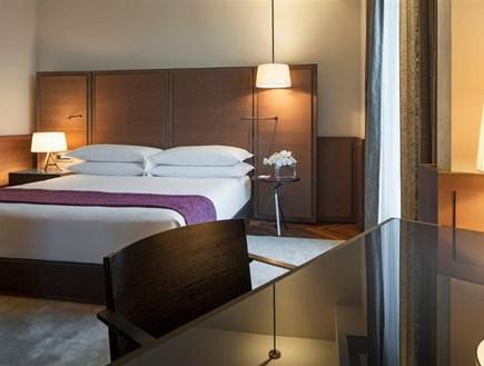 מלון מצודת דוד - חדר (צילום: עמית גירון,  יחסי ציבור )