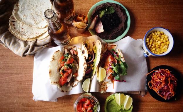 שולחן ערוך (צילום: מיכל לויט, אוכל טוב)