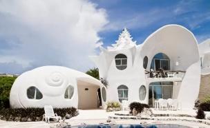 וילה במקסיקו (צילום: Airbnb)