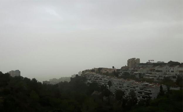 גבעתיים, הבוקר (צילום: חדשות 2)