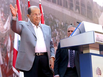 דרמה בבחירות לנשיאות לבנון