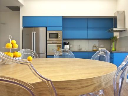 עמית ישראל, מטבח (11) (צילום: רן ארדה)