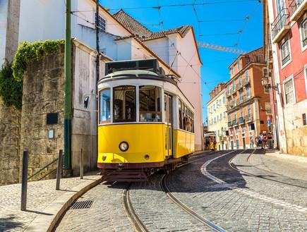 ליסבון (צילום: S-F, Shutterstock)
