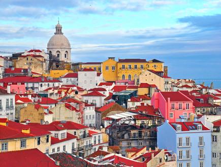 ליסבון (צילום: Arsenie Krasnevsky, Shutterstock)