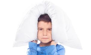 ילד בפיג'מה (צילום: Shutterstock)