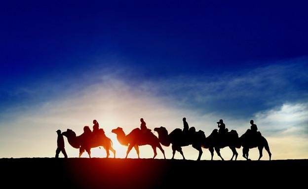 מונגוליה התיכונה (צילום: Shutterstock)