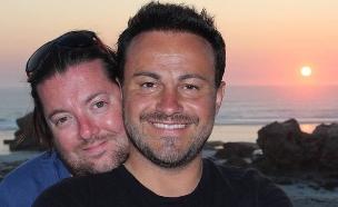 דיוויד ומרקו (צילום:  Photo by Flash90)