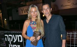 פתיחת שבוע האופנה - דנה אשכנזי ואלי טביב (צילום: עופר חן)