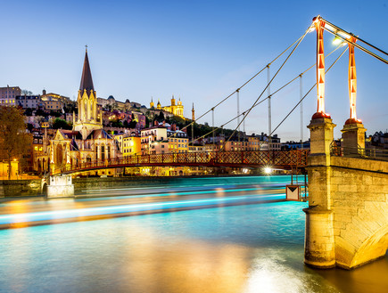 ליון (צילום: ventdusud, Shutterstock)