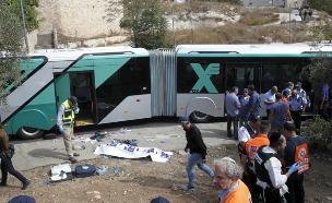 נשללה תושבות ממחבלים שביצעו פיגועים (צילום: רויטרס)