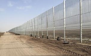 הגדר החדשה בין ישראל לירדן